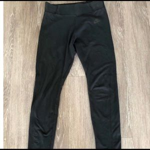 Nike Black Leggings Size M